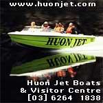 huon jet boats