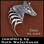 Ruth Waterhouse: Jeweller