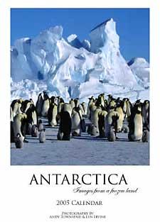 Antarctic 2005 calendar